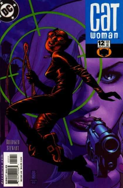 Catwoman (2001) 12