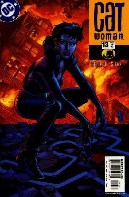 Catwoman (2001) 13