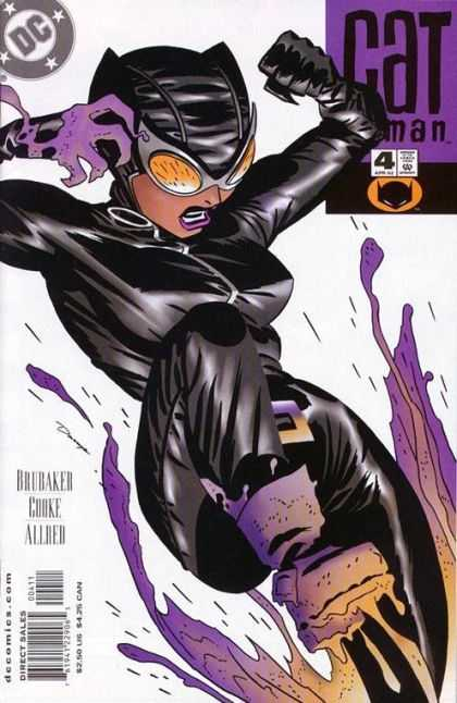 Catwoman (2001) 4