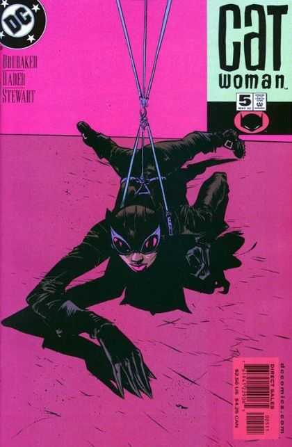 Catwoman (2001) 5