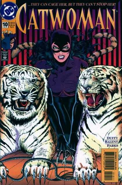 Catwoman 10