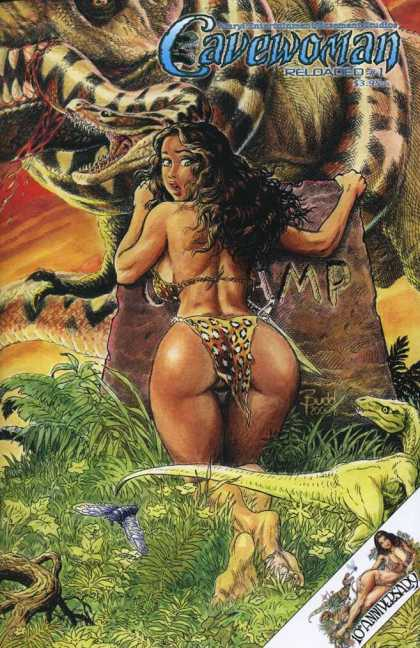 Cavewoman Reloaded 1