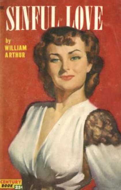 Century Books - Sinful Love - William Arthur