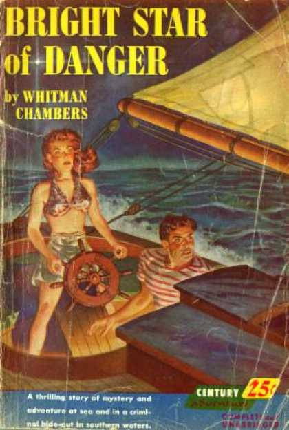 Century Books - Bright Star of Danger - Whitman Chambers