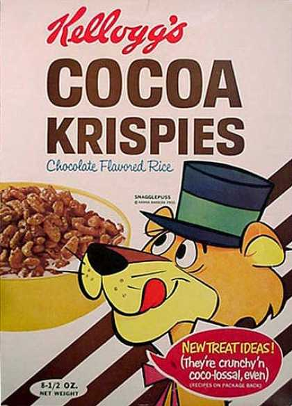 Cereal Boxes - Snagglepuss