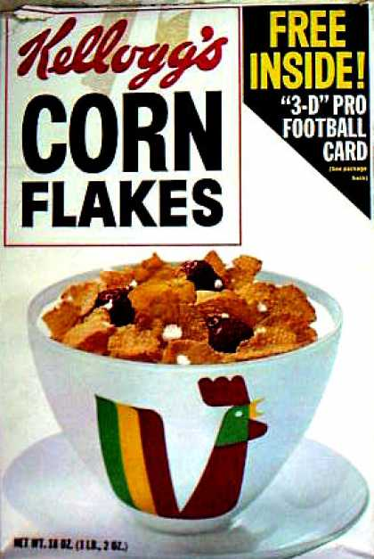 Cereal Boxes - Bowl