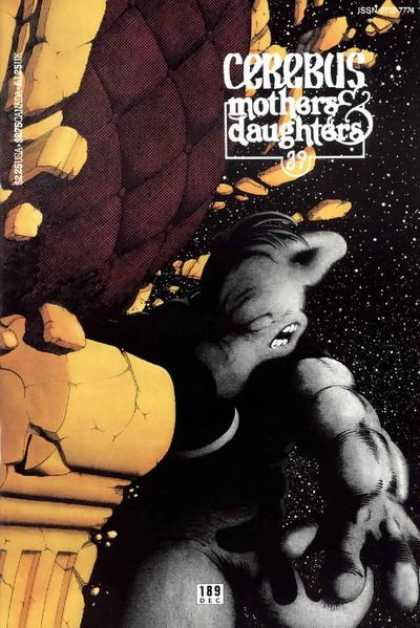 Cerebus 189 - Mothers - Daughters - 189 Dec - 125 Uk - 225 Usa - Dave Sim