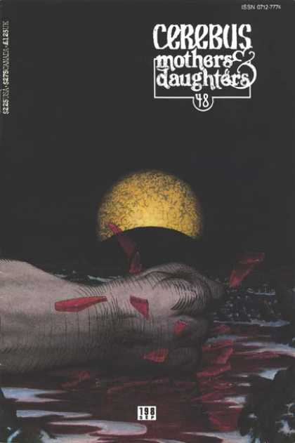 Cerebus 198 - Blood - Mothers And Daughters - Glass - Sunrise - Fist - Dave Sim