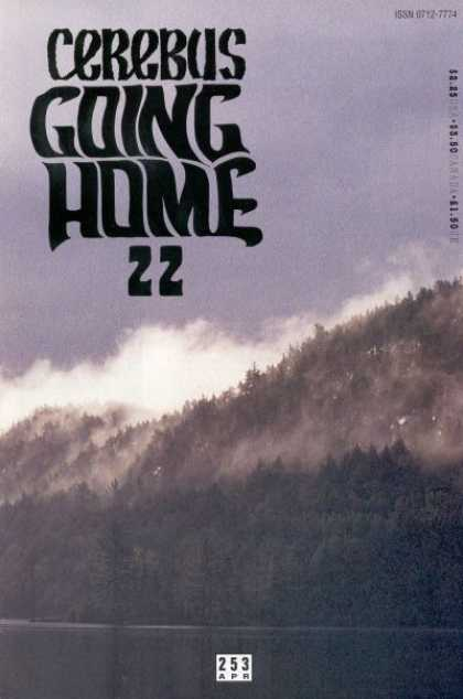 Cerebus 253 - Going Hom - 22 - Issn 0712-7774 - 253 - Apr