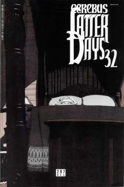 Cerebus 297 - 297 Dec - Bedsheet - Batter - Days - 32 - Dave Sim
