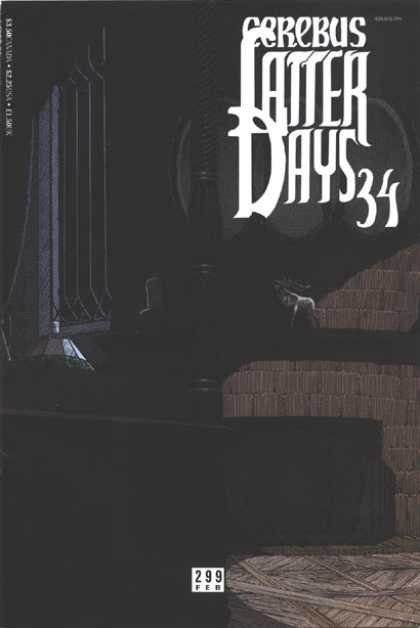 Cerebus 299 - Darkness - Demon Flight - The Saint - Pagan Holiday - Silence - Dave Sim