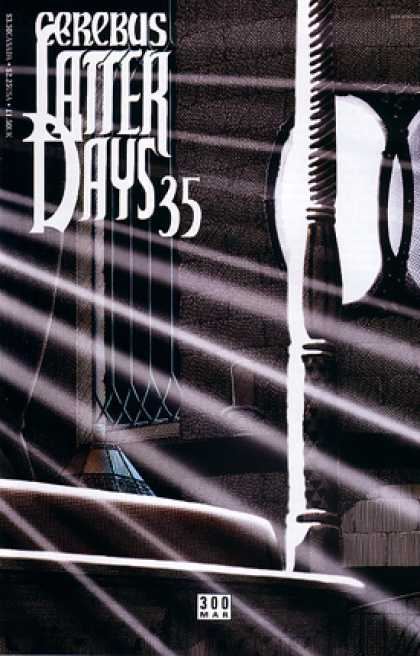 Cerebus 300 - Latter - Days - 35 - 300 - Mar - Dave Sim