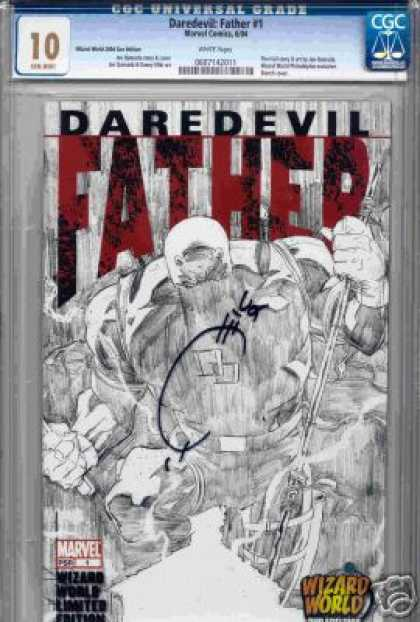 CGC 10 Comics - Daredevil Father (CGC)