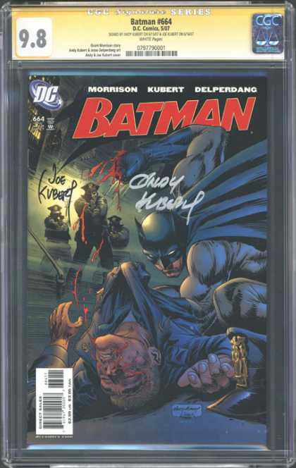 CGC Graded Comics - Batman #664 (CGC)