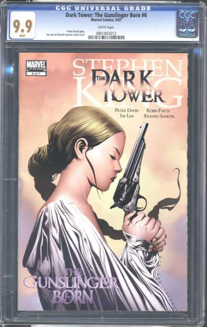 CGC Graded Comics - Dark Tower: The Gunslinger Born #6 (CGC)