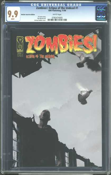 CGC Graded Comics - Zombies!: Eclipse of the Undead #1 (CGC)