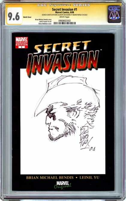 CGC Graded Comics - Secret Invasion #1 (CGC)