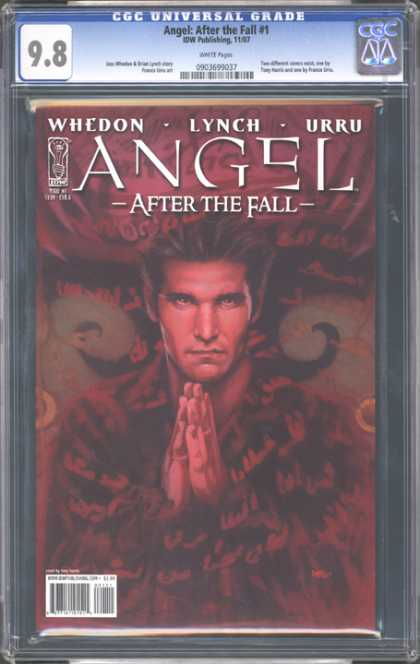 CGC Graded Comics - Angel: After the Fall #1 (CGC) - Cgc - Angel - Buddy - After The Fall - Vampires