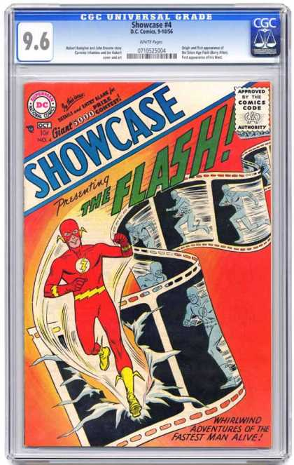 CGC Graded Comics - Showcase #4 (CGC)
