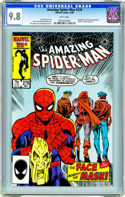 CGC Graded Comics - Amazing Spider-Man #276 (CGC)