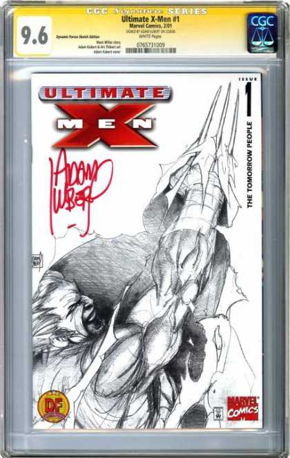 CGC Graded Comics - Ultimate X-Men #1 (CGC)