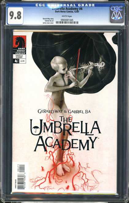 CGC Graded Comics - Umbrella Academy #4 (CGC)