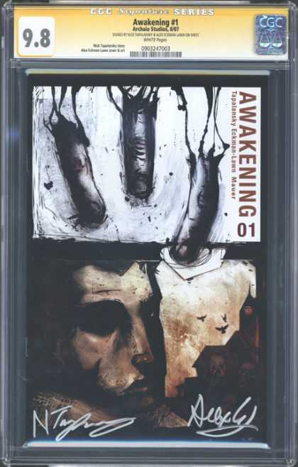CGC Graded Comics - Awakening #1 (CGC)