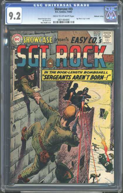 CGC Graded Comics - Showcase #45 (CGC)