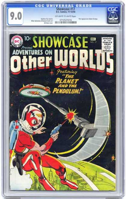 CGC Graded Comics - Showcase #17 (CGC)