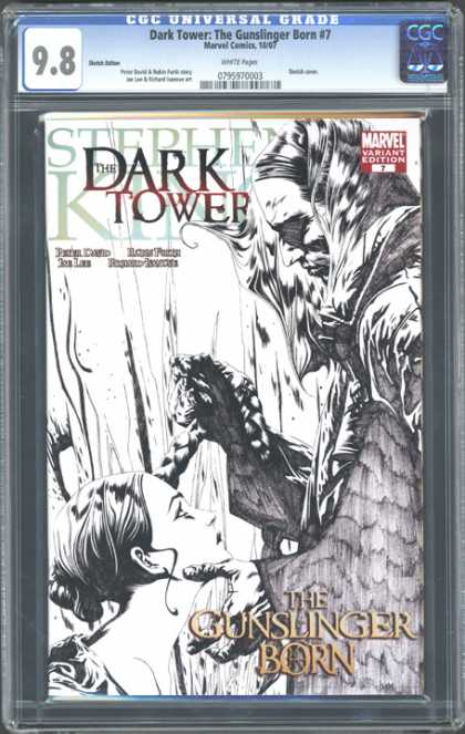 CGC Graded Comics - Dark Tower: The Gunslinger Born #7 (CGC)