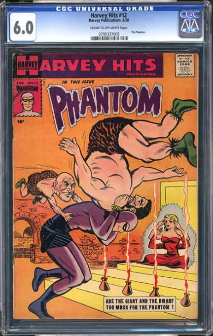 CGC Graded Comics - Harvey Hits #12 (CGC)