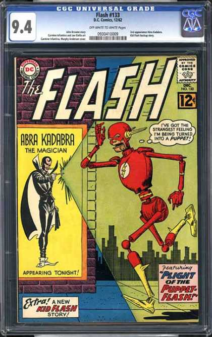 CGC Graded Comics - Flash #133 (CGC)