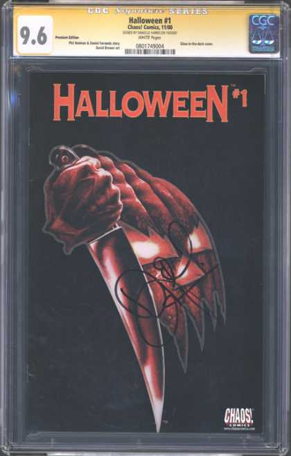 CGC Graded Comics - Halloween #1 (CGC)