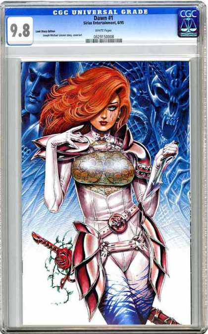 CGC Graded Comics - Dawn #1 (CGC)