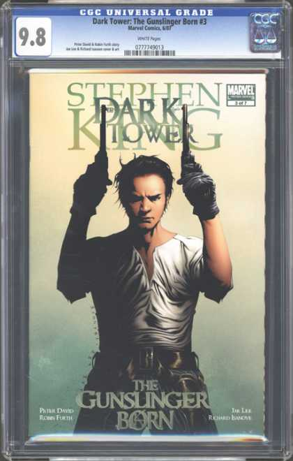 CGC Graded Comics - Dark Tower: The Gunslinger Born #3 (CGC)