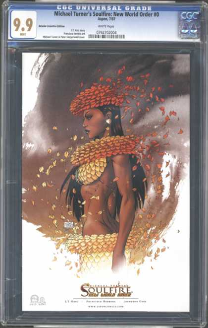 CGC Graded Comics - Michael Turner's Soulfire: New World Order #0 (CGC)