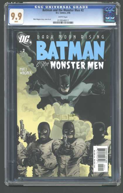 CGC Graded Comics - Batman and the Monster Men #2 (CGC)