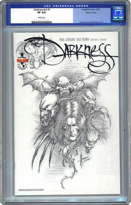CGC Graded Comics - Darkness #v2 #1 (CGC)