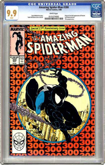 CGC Graded Comics - Amazing Spider-Man #300 (CGC)