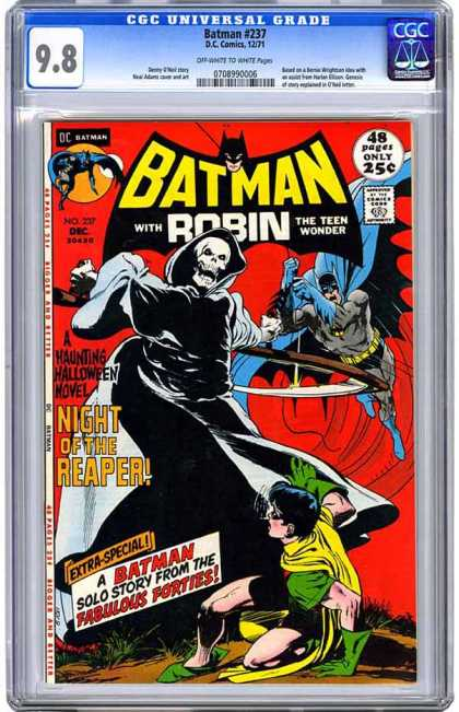 CGC Graded Comics - Batman #237 (CGC)