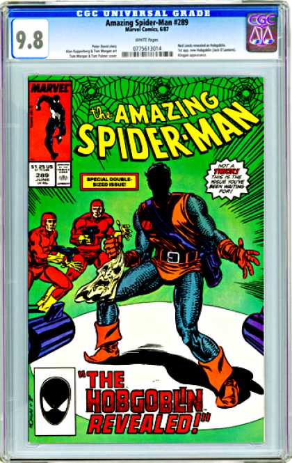 CGC Graded Comics - Amazing Spider-Man #289 (CGC)