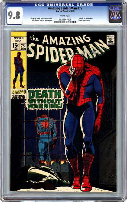 CGC Graded Comics - Amazing Spider-Man #75 (CGC)