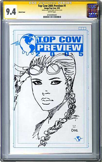CGC Graded Comics - Top Cow 2005 Preview #1 (CGC)