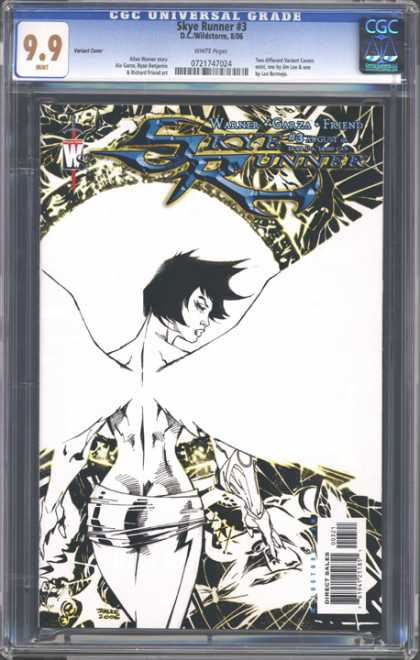 CGC Graded Comics - Skye Runner #3 (CGC)