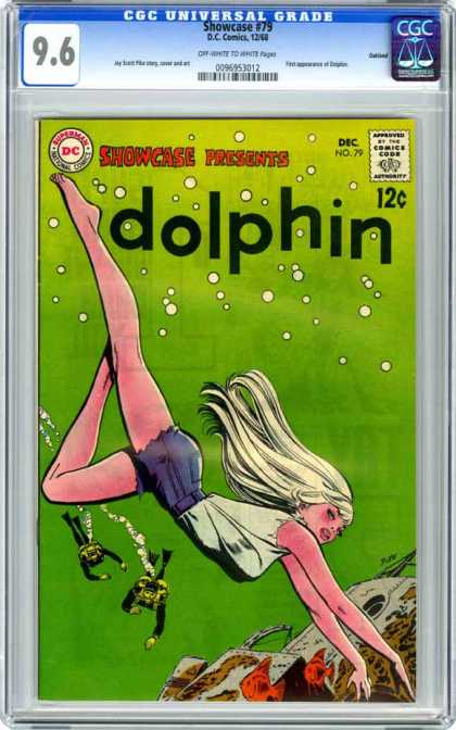 CGC Graded Comics - Showcase #79 (CGC)