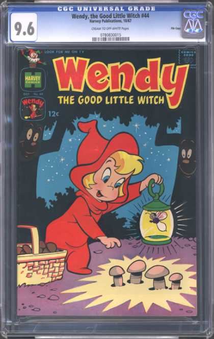 CGC Graded Comics - Wendy, the Good Little Witch #44 (CGC)