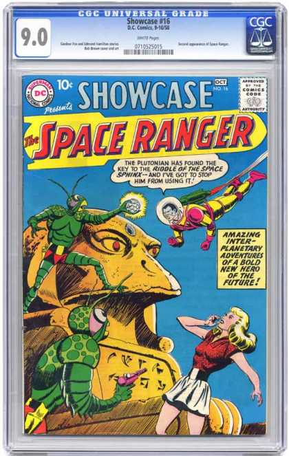 CGC Graded Comics - Showcase #16 (CGC)