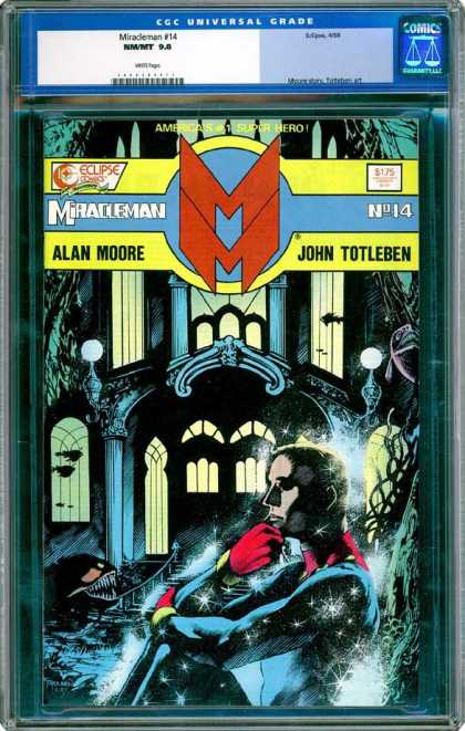 CGC Graded Comics - Miracleman #14 (CGC)