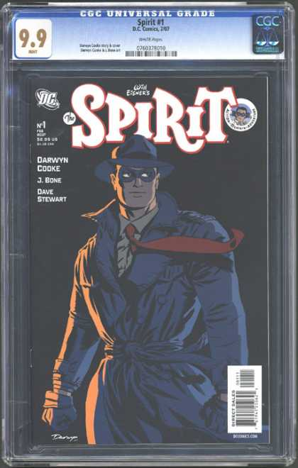 CGC Graded Comics - Spirit #1 (CGC)