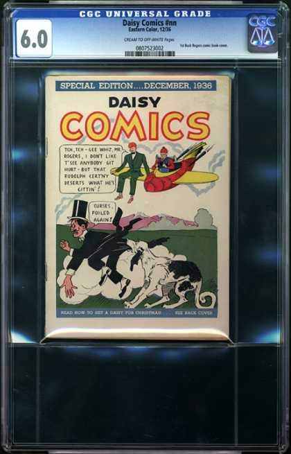 CGC Graded Comics - Daisy Comics #nn (CGC)